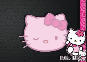 Hello Kitty 002 - kubek