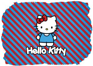 Hello Kitty 001 - poduszka