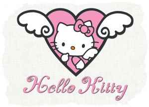 Hello Kitty 002 - poduszka