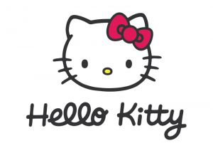 Hello Kitty 007 - poduszka
