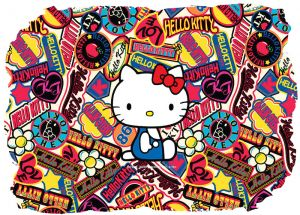 Hello Kitty 009 - poduszka