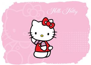 Hello Kitty 013 - poduszka