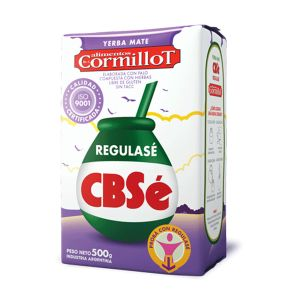 Yerba mate CBSe Regulase Regularis 500g